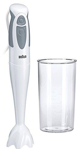 Braun MQ 300 Soup Multiquick 3 Stabmixer (450 Watt) grau -